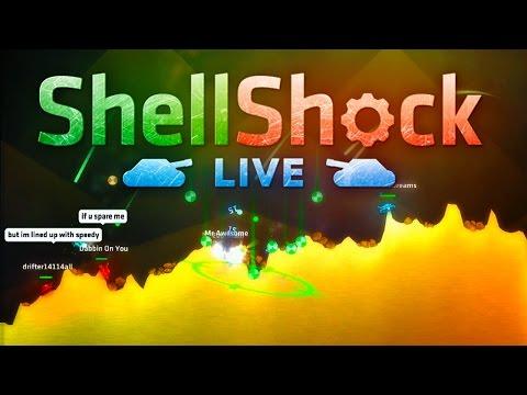 ShellShock Live! - Shattering Dreams!