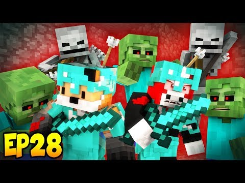 INSANE MODDED DUNGEON! (not fun) - Minecraft Harmony Hollow Modded SMP EP28 S3