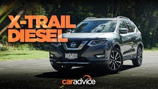 2018 Nissan X-Trail TL review
