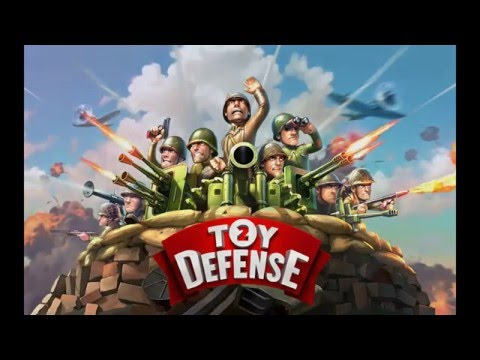 Toy Defense 2 - HD Android Gameplay – Tower Defense Games - Full HD Video (1080p)