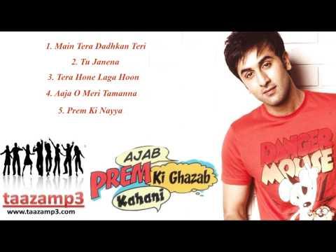 Ajabprem Ki Gajab Kahani Jukebox |Taazamp3 | Katrina Kaif