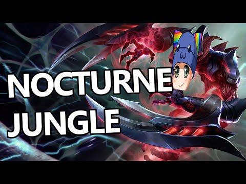 How To Build Nocturne Jungle Season