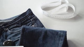 Denim Sizing Guide | The Perfect Fit