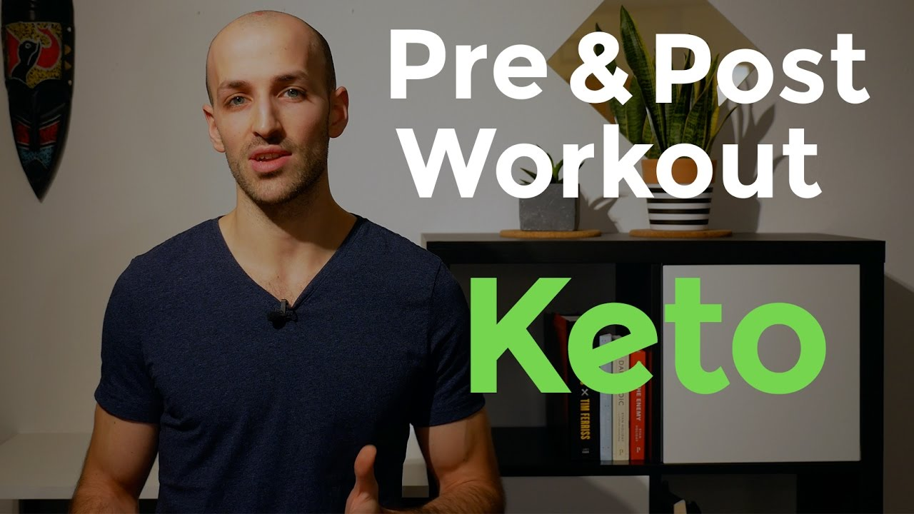 Pre & Post Workout on Keto | My experience | Low Carb Ketogenic Diet - YouTube