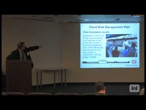 U.S. Army Corps Of Engineers Hosted A Public Meeting On Dallas Floodway Project January 29