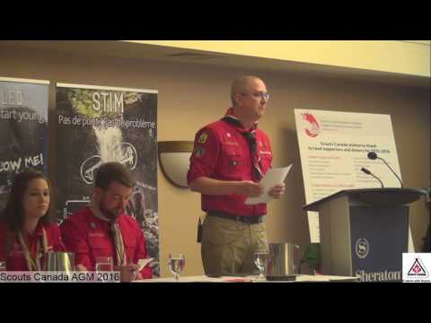 Scouts Canada Live Stream