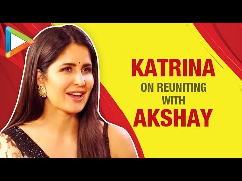 Katrina Kaif On Working with Akshay Kumar in Sooryavanshi | Salman's BEST Scene in BHARAT