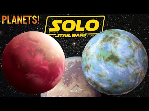 Planets Mentioned In Solo: A Star Wars Story