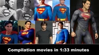 Superman movies [Compilation movies] 1948, 1951, 1978, 1993, 2006, 2013