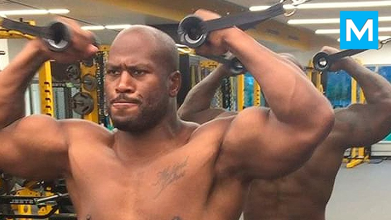 Download Strength Training for American Football - James Harrison (Steelers) | Muscle Madness