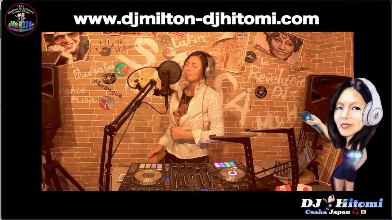 素敵な曲を歌います🎤Eres Mi Sueño (Septeto Acarey) - cover DJ Hitomi Osaka Japan