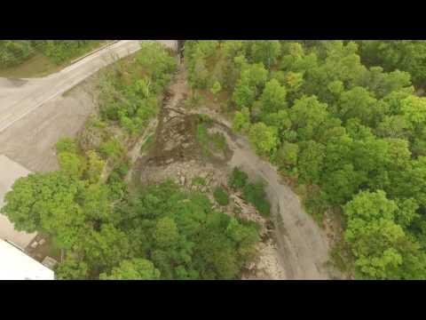 Rockway Conservation Area, Pelham, Ontario - DJI Phantom 3