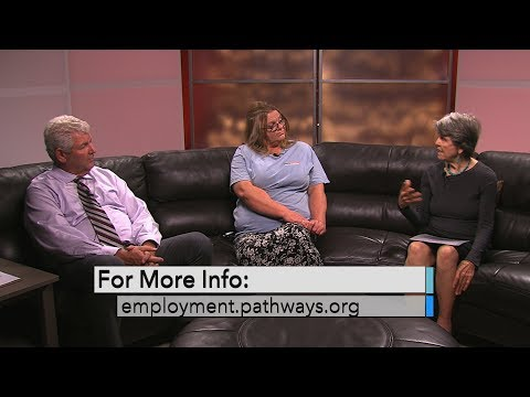 In The Studio - Pathways to Employment