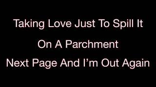 Ansel Elgort Thief Lyrics