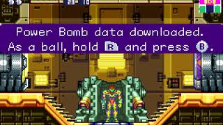 Metroid Fusion - Sequence Break Speedrun Instructions