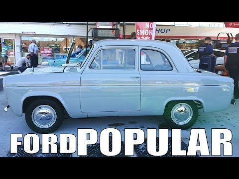 Ford Popular 100E @ Cuff Miller 70