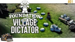 Foundation Game Steam Early Access Release part 1