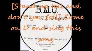 Black Men United  - You Will Know Lyrics