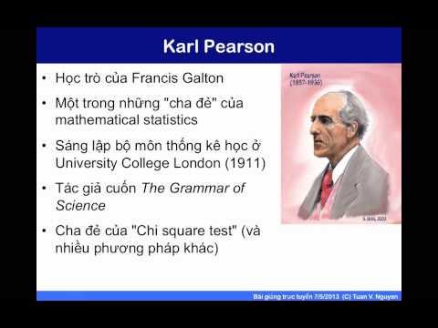 Bài giảng 27: giới thiệu phương pháp kiểm định Ki bình phương (Chi-square test)