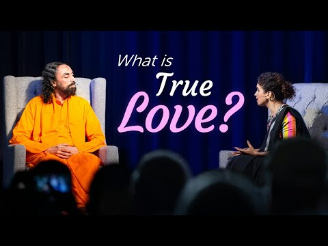 True Love Need Not Be Romantic | Swamiji Explains What Is True Love