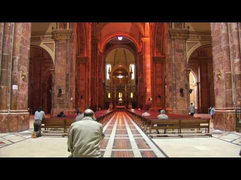 Cuenca's Cathedral - Cuenca, Ecuador