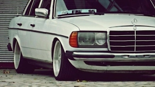 Tuning Mercedes Benz W123 / Тюнинг Мерседес W123