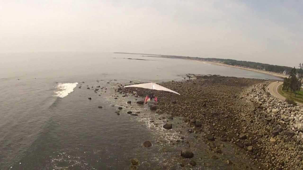 Coastal Journeys 11 Sawyer S Beach Rye Nh To North Hampton Air Creation Float Trike