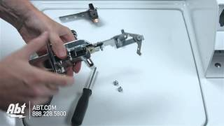 How To: Assemble and Install A Coin Slide Extension Assembly On Speed Queen Commercial Washer