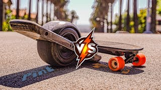 ONEWHEEL PINT vs BOOSTED MINI - Complete Review