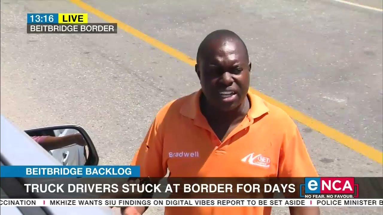 Download Bietbridge border backlog   Delays continue