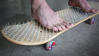 10 MOST AMAZING SKATEBOARDS