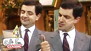 Mr BEAN At The Restaurant | Mr Bean Funny Clips | Classic Mr Bean