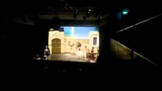 Böneutroparen med Balkongvisan i Djingis Khan Lundaspex 2011