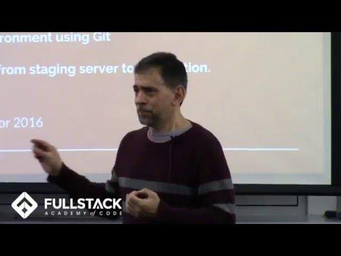 MEAN Tutorial: The Future of Web Development?