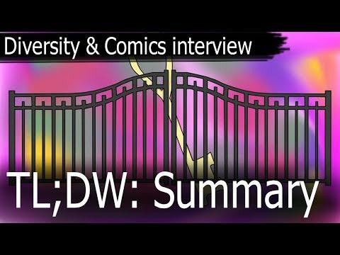 Diversity and Comics Legal Analysis - Lawsplaining with Rekieta Law