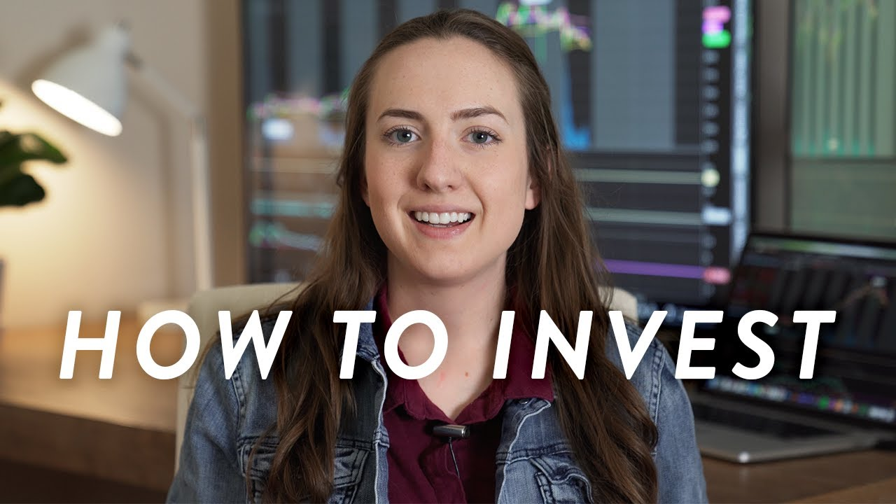 How to Invest in the Stock Market | Step by Step for Beginners 2021