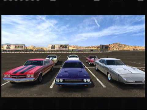Classic Muscle Cars Drag Racing Forza Youtube