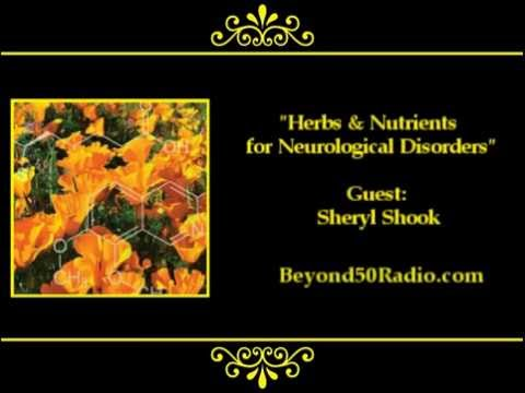 Herbs and Nutrients for Neurological Disorders