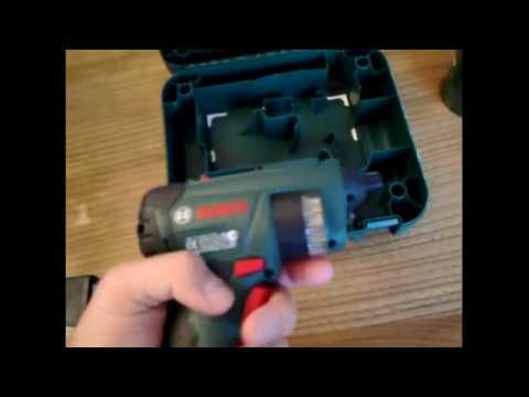 Bosch psr select unboxing et tests youtube - Visseuse bosch ixo ...