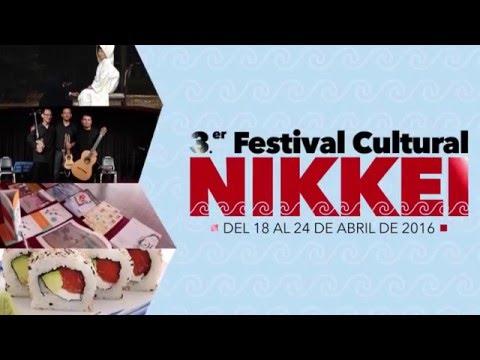 [Promo] 3er Festival Cultural Nikkei