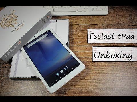 China Tablet mit Top Preis- Leistung: Teclast tPad P80h