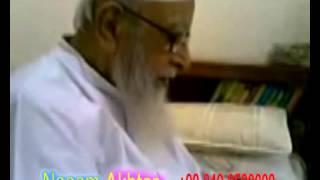 Hazrat Khawaja Khan Muhammad Sahab R A ki Dua   Aaram Bagh Karachi on 02 September 1982