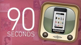 Amazon, YouTube, and the Nook - 90 Seconds on The Verge