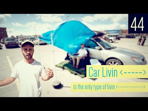 How to Live in Your Car: Skill #44 | 52skillz