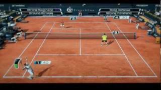 Análise - Virtua Tennis 4 - [BR] -  XBOX 360