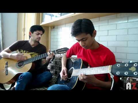 Teri Meri Prem Kahani - Bodyguard - AZ The Band Cover