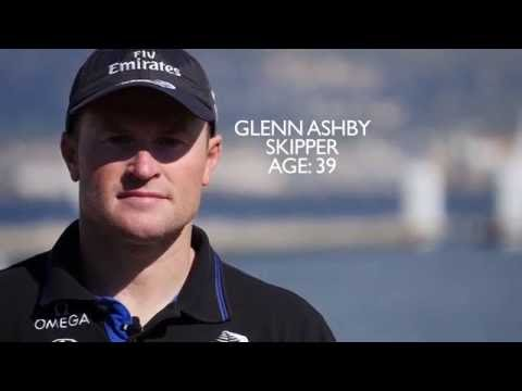 AC45 Crew: Glenn Ashby