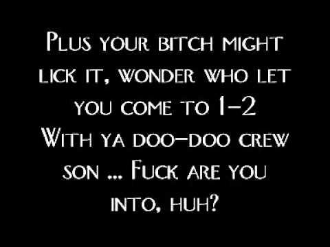 Azealia Banks ft Lazy Jay - 212 - Lyrics on Screen