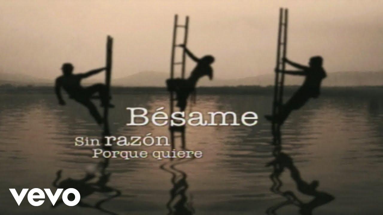 Camila Besame Audio Youtube