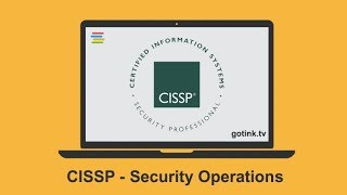 CISSP - Security Operations